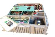 Trolibusz segédüzemi energiaellátó berendezés